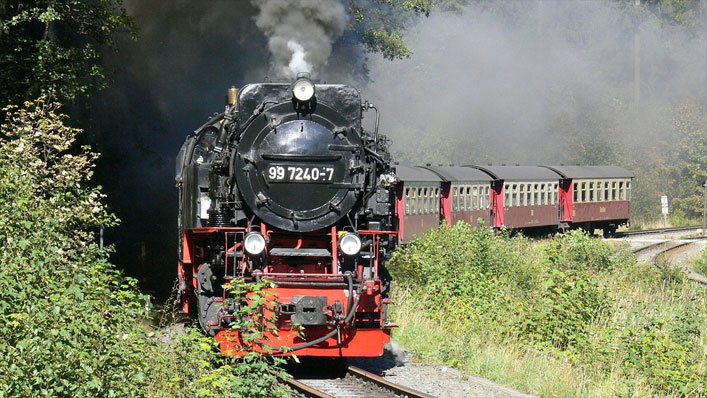 Harzer Schmalspurbahn, Brocken