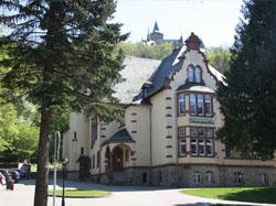 Hotel im Harz